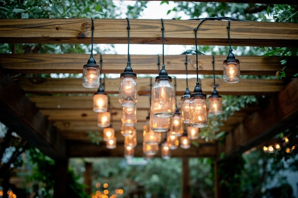 Will I ever tire of edison lamps in mason jars?