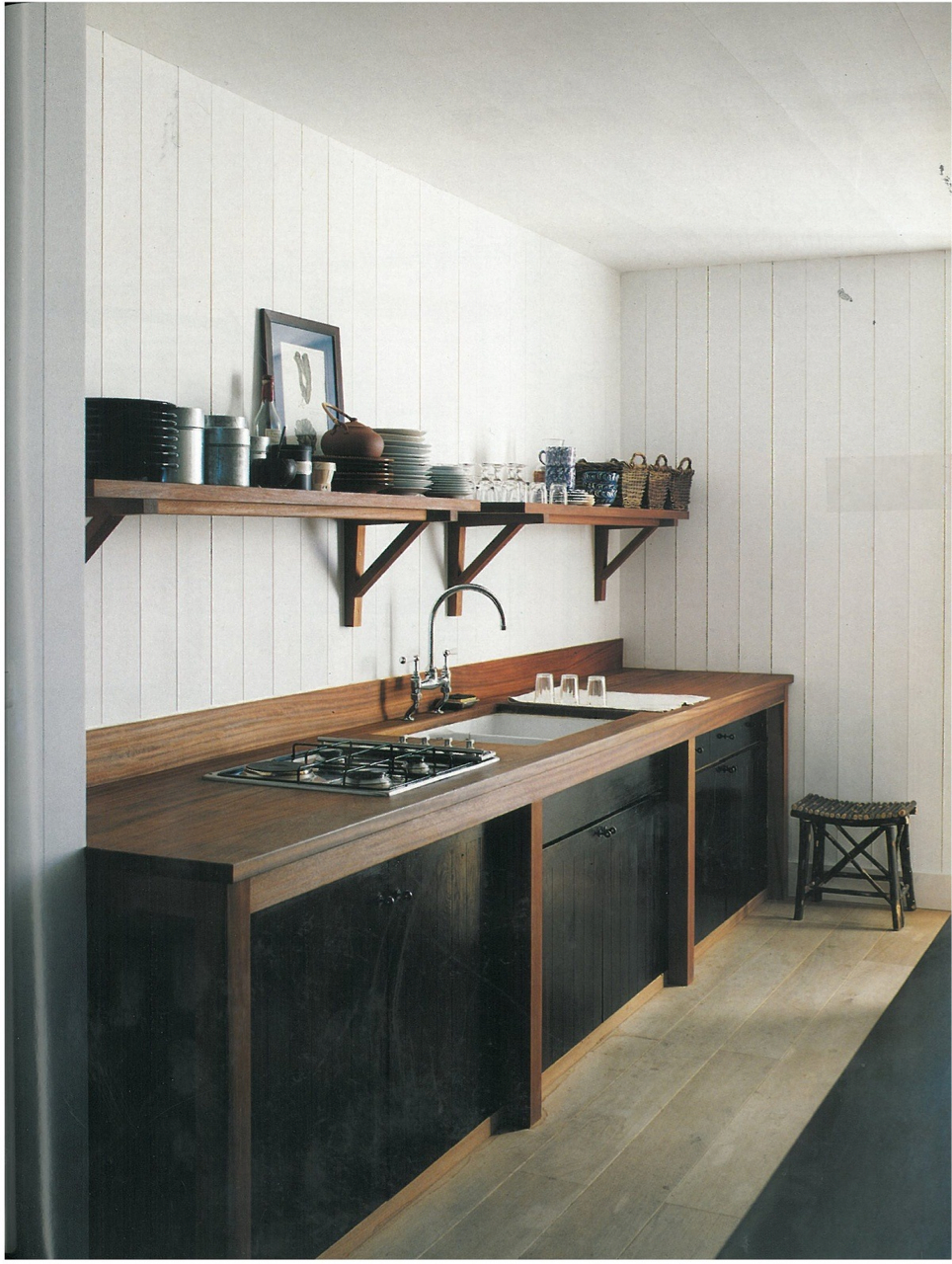 Exactly this kitchen.