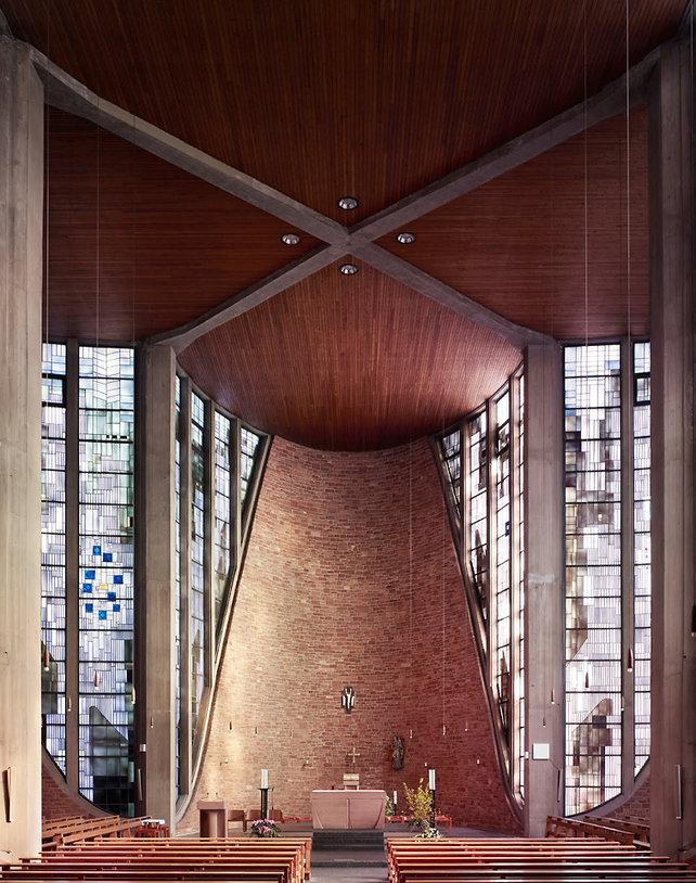 Midcentury Modern Churches