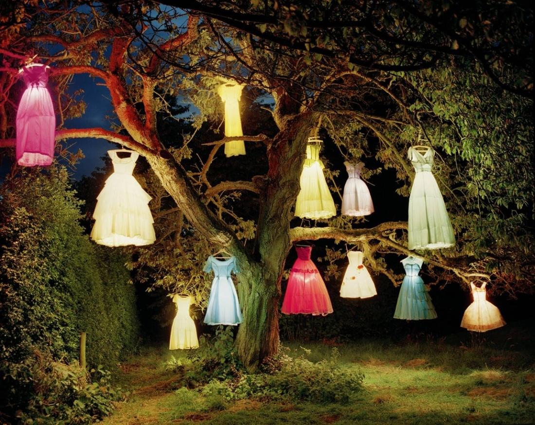 Dress lights.