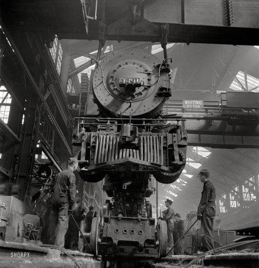 Train Assembly.