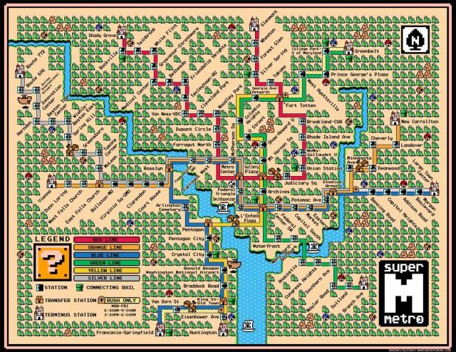 Super Mario Metro