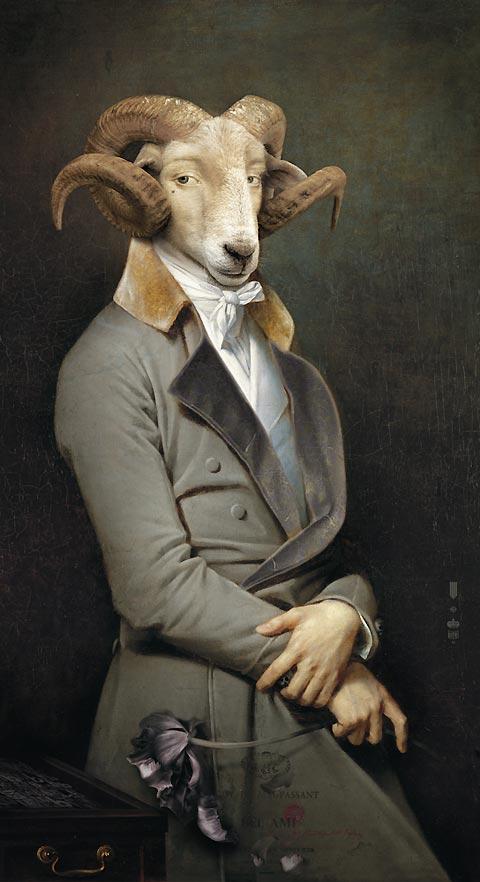 Gentleman Goat.