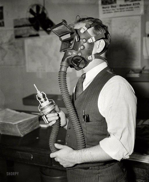 Bane, 1936.