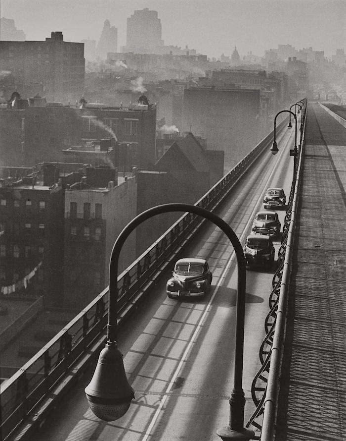 Williamsburg Bridge, 1947.