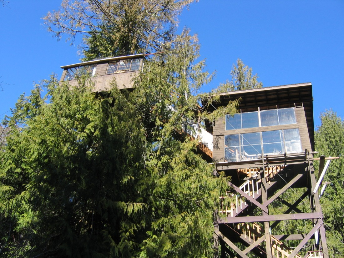 Cedar Creek Treehouse