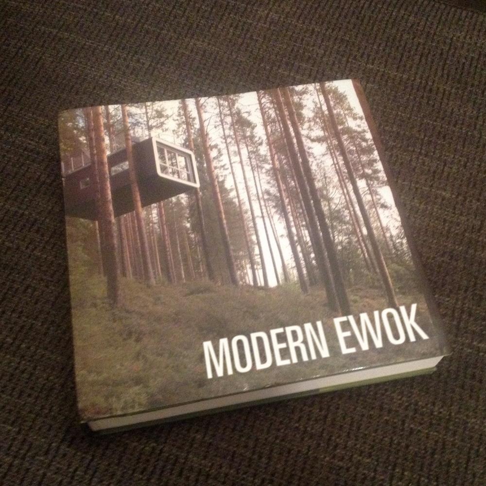 Modern Ewok.