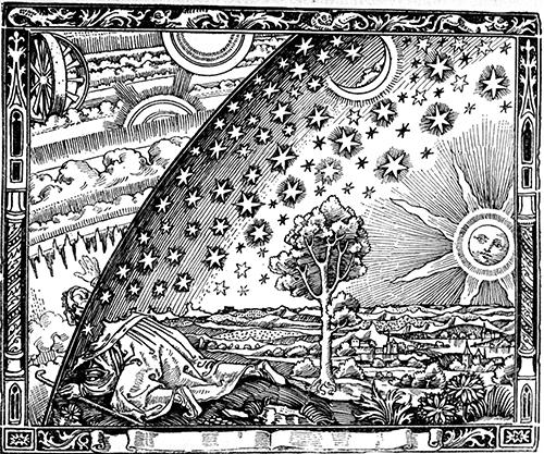 Flammarion Engraving.
