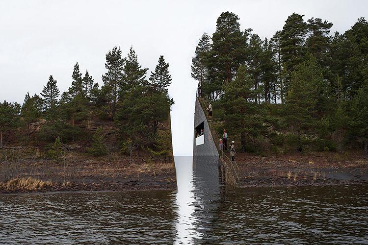 Norwegian memorial
