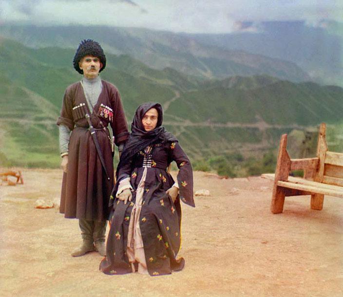 Dagestan, ca. 1910