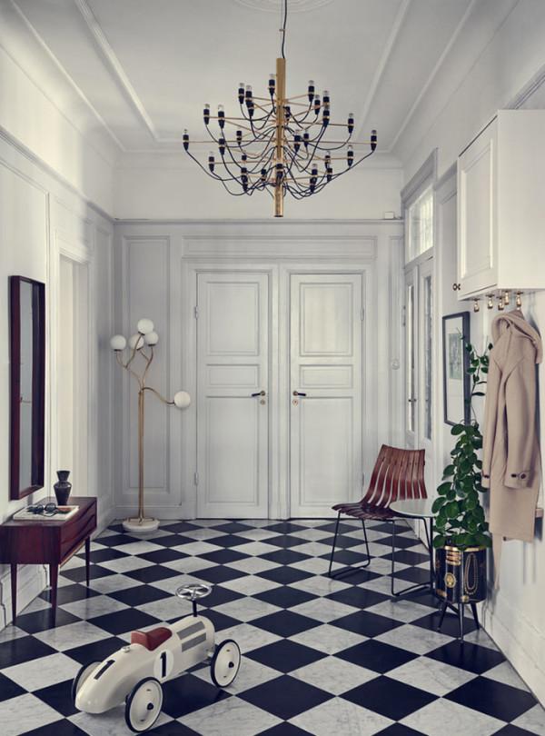 Lavén apartment.