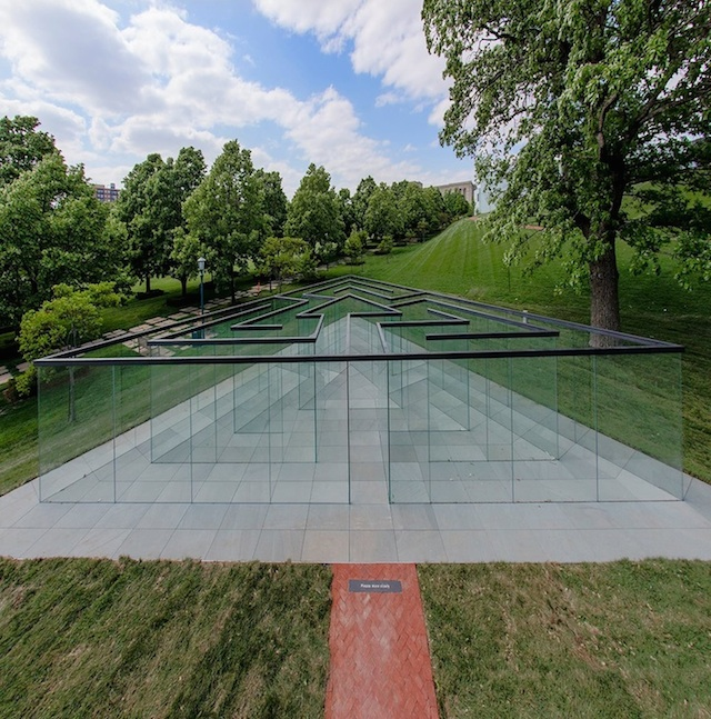 Glass Labyrinth