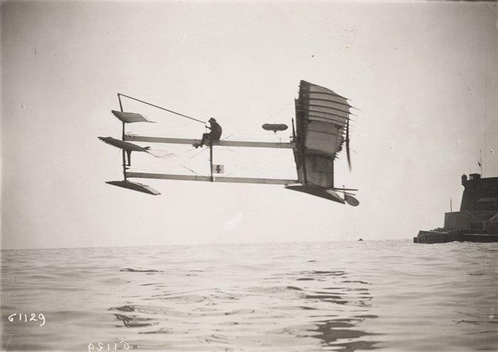 Fabre's Seaplane