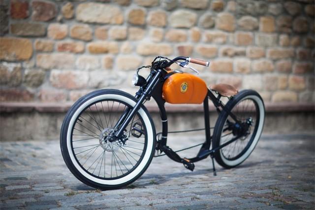 Otocycle.