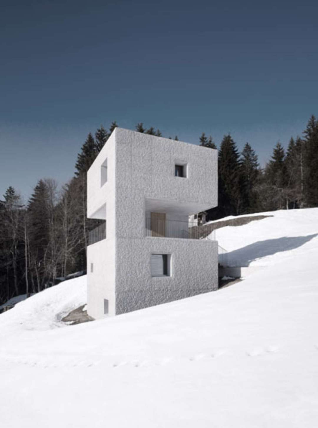 Mountain Cabin in Laternser Valley